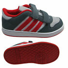 NEW SKNEO ADIDAS VELCRO CASUAL TODDLERS TRAINER  INFANT CHILDREN SHOES UK SIZES