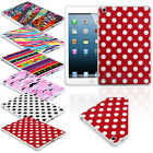 Multi-Pattern TPU Candy Skin Gel Soft Silicone Case Cover For Apple iPad Mini