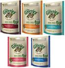 Feline Greenies Cat Treats 2.5 oz or 5.5 oz Pkg   GREAT FLAVOR CHOICES!