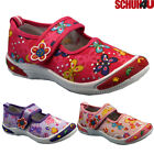 NEW BABY CANVAS SHOES GIRLS INFANTS CASUAL SUMMER PLIMSOLLS SANDALS TRAINER SIZE