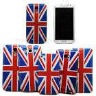 British Union Jack UK United Kingdom Flag Great Britain Hard Back Case Cover
