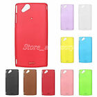 Cindy Colour Hard Plasic Back Case Cover Skin For SONY ERICSSON XPERIA ARC S X12