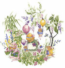 Mousekins Flower Garden Mouse Select-A-Size Ceramic Waterslide Decals Bx image