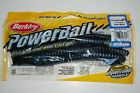 "Berkley PowerBait 12"" Power Worms – 5 per Pkg, Various Colors, See Shipping Info"