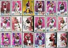 Signed WEST HAM UNITED Cards Match Attax Shoot Out Collison Di Canio Tomkins