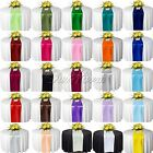 """20 Satin Table Runners 12"""" x 108"""" Wedding Banquet Supply Decor Colors Hot Sale"""