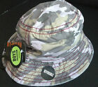 Boys Reversible Camouflage Sun Hat Cap Bucket toddlers various sizes