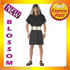 C741 Pharaoh Mens Adult King Of The Nile Egyptian Outfit Fancy Halloween Costume