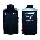 AT&T Williams Official Formula 1 Gilet Jacket rrp£70 (W06BW) Very Rare