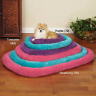 Slumber Pet BRIGHT TERRY Ultra Soft Pet Dog Bed EX SMALL 3 COLOR CHOICES!