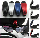 (H19) In Car Glasses Holder with Sunvisor Mount/For Sunglasses & Reading Glasses