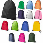 Premium Gymsac in 15 Colours Ideal School Gym Sports Rucksack Free Postage