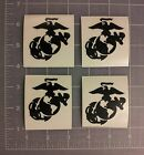Country Home Decor Wholesale 4 Little EGA Stickers USMC Eagle Globe Anchor Decals Marine Corps Veteran