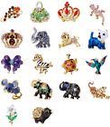 Charms Costume Animals Brooch Pin Alloy Rhinestone Party Jewellery Gifts Unisex
