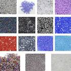 5000 Pièces Perles Verre Rocaille 2mmx2mm M1229