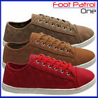 NEW WOMENS LADIES GIRLS FLAT LACE UP SPORTS LO TOP PUMPS TRAINERS SHOES UK SIZE