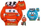 Toddlers Kids Boys Girls Cars Lightning McQueen lovely Hoodies Clothes Aged 2-8Y