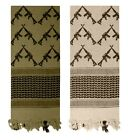 Shemagh Crossed Rifles Tactical Scarf