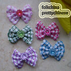 Mixed Bow With Rhinestone Padded Appliques Scrapbooking Cardmaking Craft New