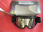 Riva Goggles Snowboarding Sled Ski 4wheeler Yellow Black Model SP2203 Teen Adult
