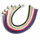 Wholesale&Retail Mixed Leather Bracelet Fit European Beads 20cm To CHOOSE