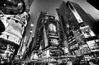 New York City Times Square B&W Canvas Pictures Wall Artwork Prints Many Sizes