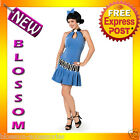 C785 The Flintstones - Betty Rubble Deluxe Halloween Fancy Dress Adult