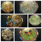 Compact Mirror Make up Pocket Mirror -Butterfly