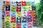 New Small Pet Hair Clips Dog Hair Bows Pet Dog Grooming Hair Clips Accessories