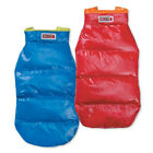 Kong PUFFY VEST Dog Coat Jacket RED or BLUE XXS-XL HURRY LIMITED QUANTITIES