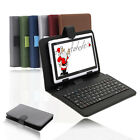 "iRULU Tablet eXpro X1 7"" New Dual Cam 8GB Google Android 4.4 Kitkat w/ Keyboard"