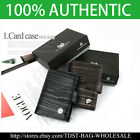 Omnia  Korea MEN'S GENUINE LEATHER Business Card case MW606F