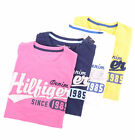 Tommy Hilfiger Men Classic Logo Crew-Neck Tee T-Shirt Short Sleeve -Free $0 Ship