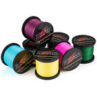 Dorisea 1000M 13 Colors 100% PE Super Strong Dyneema Braided Fishing Line