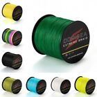 Spectra 300M 6-300LB 13Colors 100% PE Super Strong Dyneema Braided Fishing Line