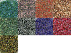 10g Japanese size 11/0 delica Miyuki seed bead mix -choice of colour mixes