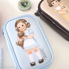Paper Doll Mate SMALL Cosmetic Makeup Case Pouch Bag Vintage Girl Cute Kawaii