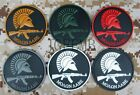 Molon Labe Kalashnikov Sparta Morale Military Tactics 3D PVC Patch Badges