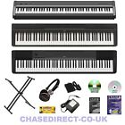 Digital Electric Piano Casio Chase Yamaha + X Stand Keyboard Bench Headphones