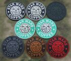 Starbucks Coffee STAR WARS Chewbacca Tactical Morale 3D PVC Patch $6.49 CAD
