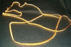 Best Choice Curb Tight smooth Link Belly to Neck Chain A bit More substance