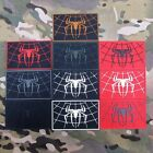 SUPERIOR SPIDER-MAN Tactical military morale 3D PVC Patch
