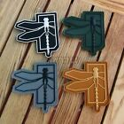 Haley Strategic Training Dragonfly Military Tactical Morale PVC Patch