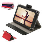 "Multi-Color 9 Inch Folio PU Leather Smart Stand Case Cover For 9"" Tablet Pad New"