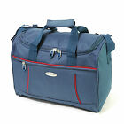 Lightweight Cabin Approved Flight Bag Holdall Travel Weekend Overnight Lugagge