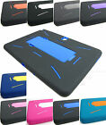 FOR SAMSUNG GALAXY NOTE 10.1 2014 ONLY RUGGED ARMOR IMPACT CASE COVER+STYLUS/PEN