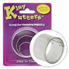 POLYMER CLAY CUTTER TOOL CRAFT KLAY KUTTERS TOOLS POLYCLAY SQUARE ROUND CUTTERS