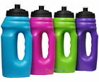 Water Drink Drinking Sports Bottle Jogging Cycling Hiking Fitness Gym Easy Grip