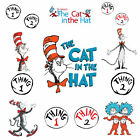 Cat In The Hat Iron on T Shirt Transfer Many Designs A6 A5 A4 Fancy Dress thing