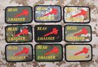 DEVGRU NSWDG SEAL TEAM BEAN SMASHER Tactics Morale Embroidery Patch Badge